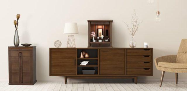 仏壇と家具を融合させた新しいお仏壇