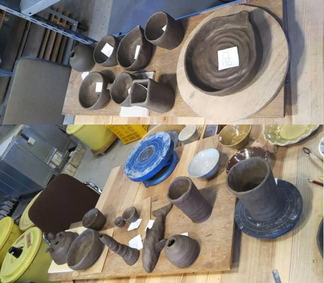 陶器完成品